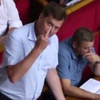 Евгений Балицкий в Раде