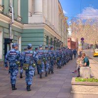 В России начался Майдан: народ вышел против Путина.